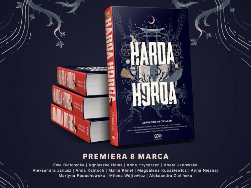 Harda Horda książki